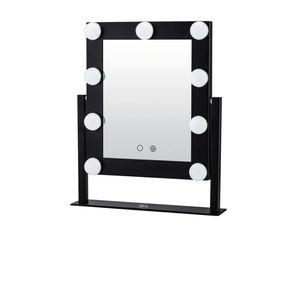 New vanity mirror